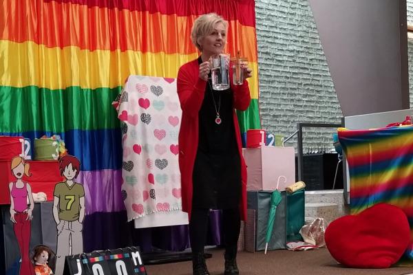 Christelijk kindertheater de Regenboog
