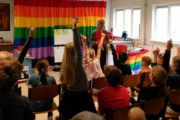 christelijke kindertheater de Regenboog